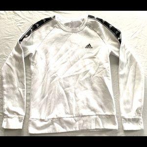 Adidas Kids Crewneck Sweatshirt Size M